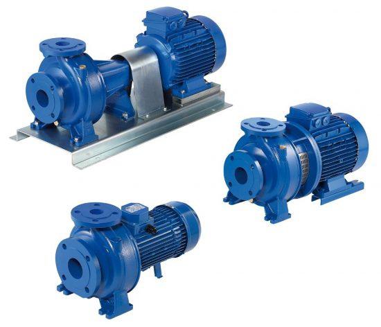 Giới thiệu máy bơm công nghiệp 3 pha và thông tin chi tiết