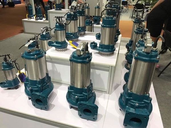 máy bơm cung cấp nước thải
