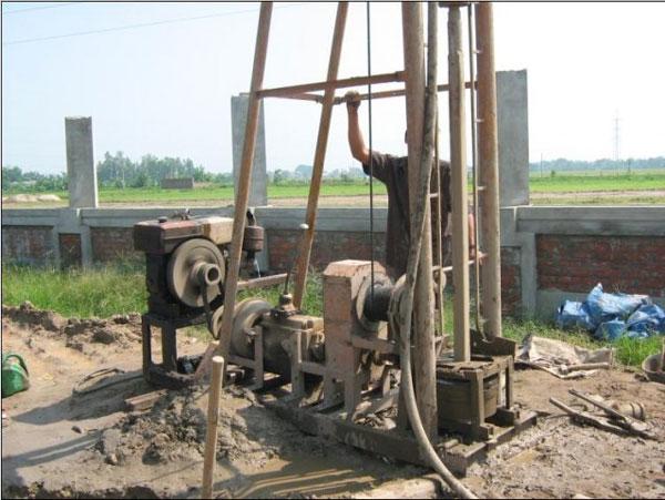 Các loại máy bơm giếng khoan công nghiệp và ưu nhược điểm từng loại
