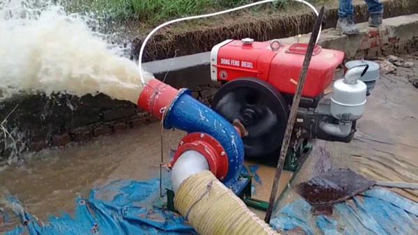 Ưu nhược điểm của máy bơm nước nông nghiệp chạy bằng dầu