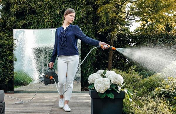 Máy bơm nước tưới vườn, ưu điểm và cách khắc phục khi gặp hỏng hóc