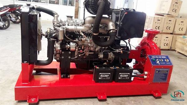 LƯU Ý khi mua máy bơm chữa cháy diesel tại Vĩnh Phúc chất lượng nhất
