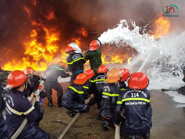 Giải đáp thắc mắc: phòng cháy chữa cháy có mấy nguyên tắc?