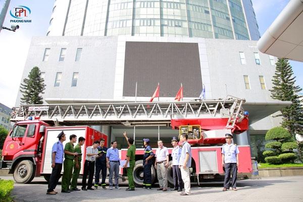 Giới thiệu Top 4 công ty phòng cháy chữa cháy Hà Nội uy tín nhất