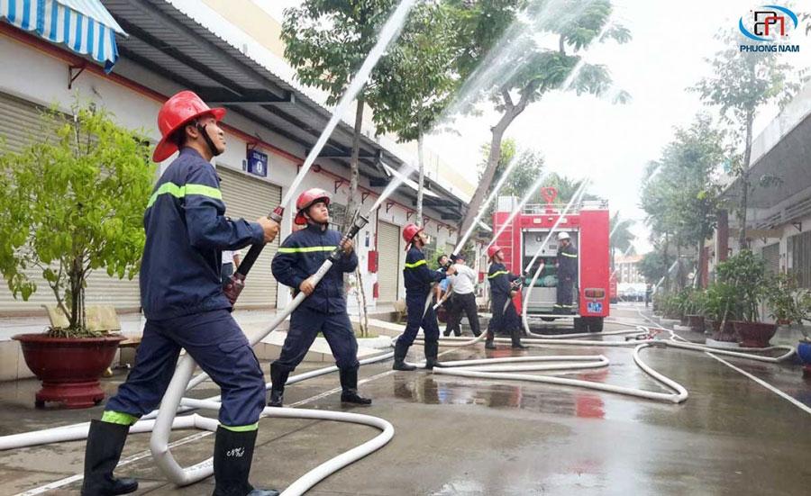 Phương án phòng cháy chữa cháy tại cơ sở cần phải biết
