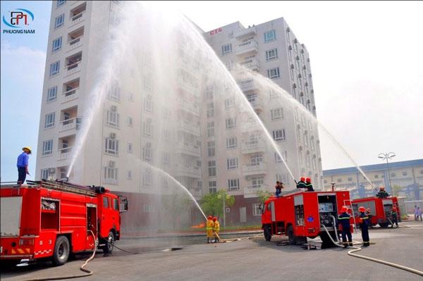 Phòng cháy chữa cháy diễn biến phức tạp, đặc biệt ở các chung cư