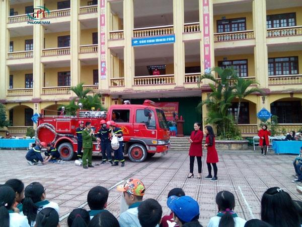 [Bạn có biết] Cách phòng cháy chữa cháy trong trường học hiệu quả