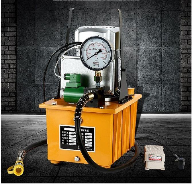 Tìm hiểu đặc điểm, cấu tạo và giá máy bơm điện thủy lực