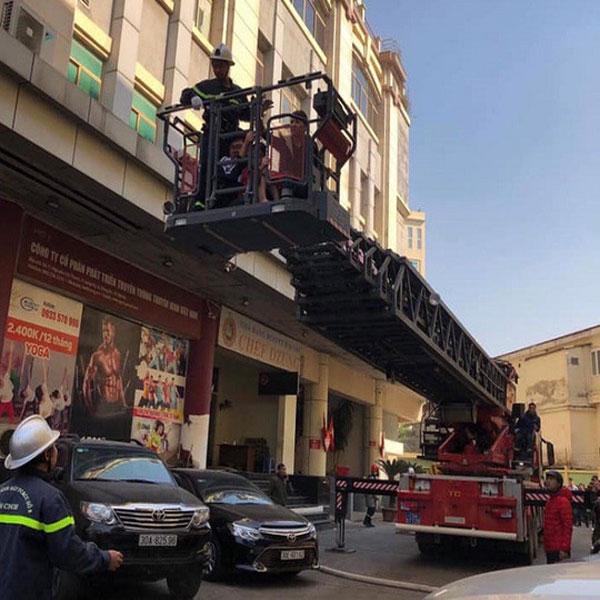 Nguyên nhân cháy nổ và các biện pháp phòng cháy chữa cháy nhà cao tầng