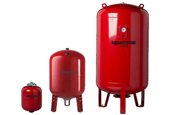 Bình tích áp Aquasystem là gì? Cấu tạo và ưu điểm của bình Aquasystem