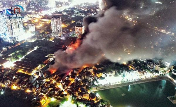 Các biện pháp phòng cháy chữa cháy ở khu dân cư hiệu quả