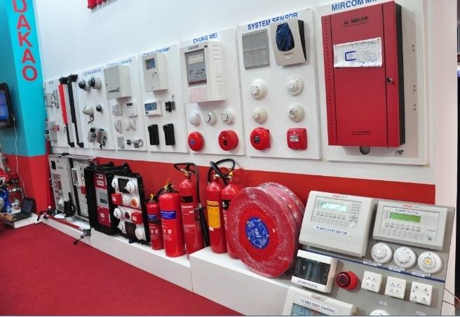 Thiết kế phòng cháy chữa cháy gồm những hạng mục nào?