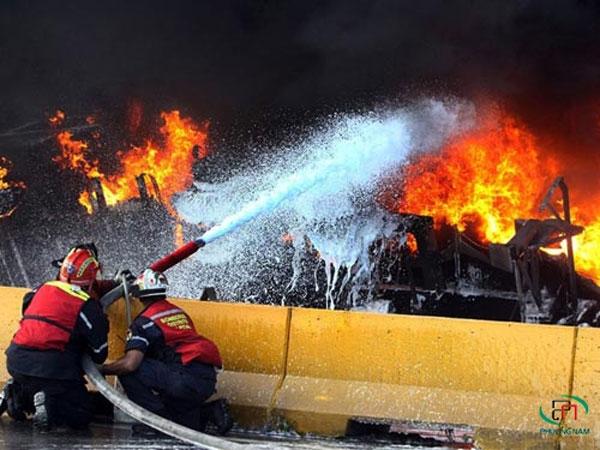 Các quy định trong phòng cháy chữa cháy doanh nghiệp