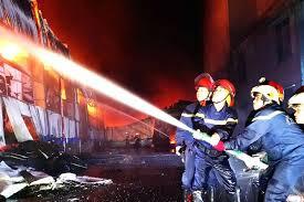 Những lầm tưởng về cách dập tắt đám cháy kim loại