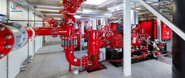 Tư vấn thiết kế hệ thống phòng cháy chữa cháy HIỆU QUẢ NHẤT