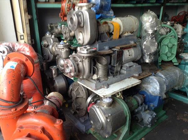 máy bơm cao áp công nghiệp