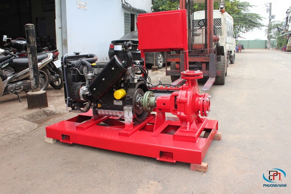 Những thông tin quan trọng về dòng máy bơm diesel chữa cháy