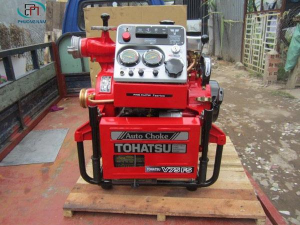 Máy bơm chữa cháy Tohatsu: Cấu tạo, cách sử dụng và ưu - nhược điểm