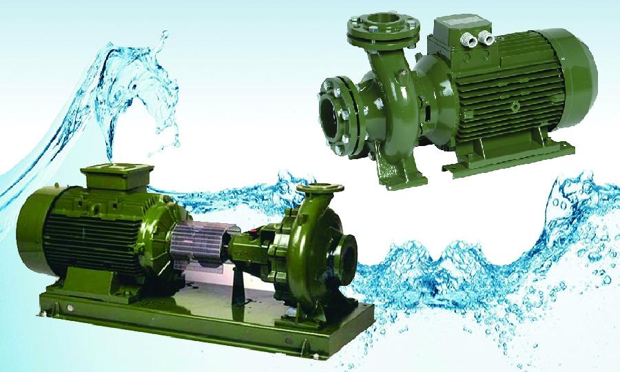 Máy bơm điện ly tâm là gì? Nguyên lý hoạt động của máy bơm ly tâm