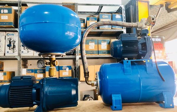 Hướng dẫn chọn máy bơm nước nóng công nghiệp - PCCC An Tâm