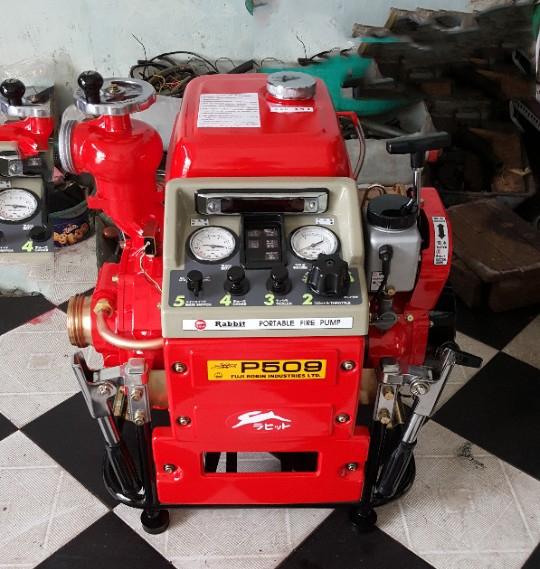 Đặc điểm nổi bật của máy bơm chữa cháy tohatsu tohatsu v75fs
