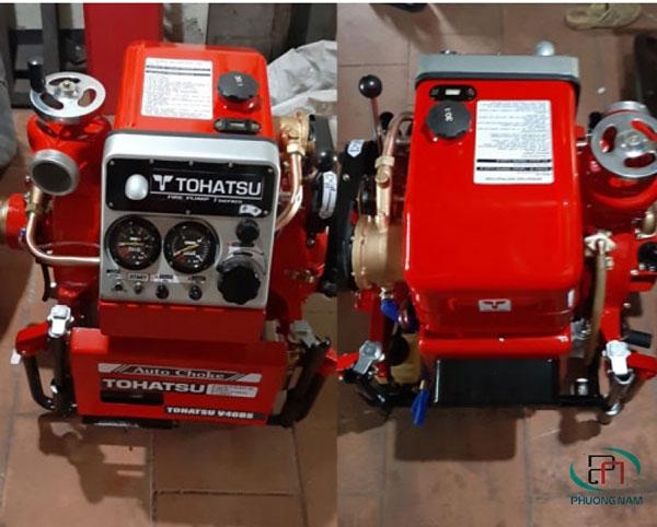 Cách sửa chữa máy bơm xăng Tohatsu khi mắc các lỗi thường gặp