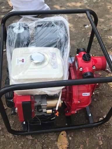 Cấu tạo và ưu nhược điểm của máy bơm xăng PCCC Tohatsu
