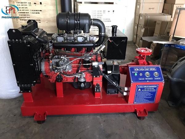 Không phải ai cũng biết chọn mua máy bơm chữa cháy diesel tại Bắc Ninh