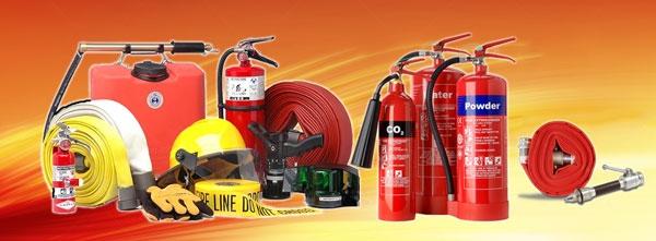 Các thiết bị phòng cháy chữa cháy không thể thiếu trong gia đình