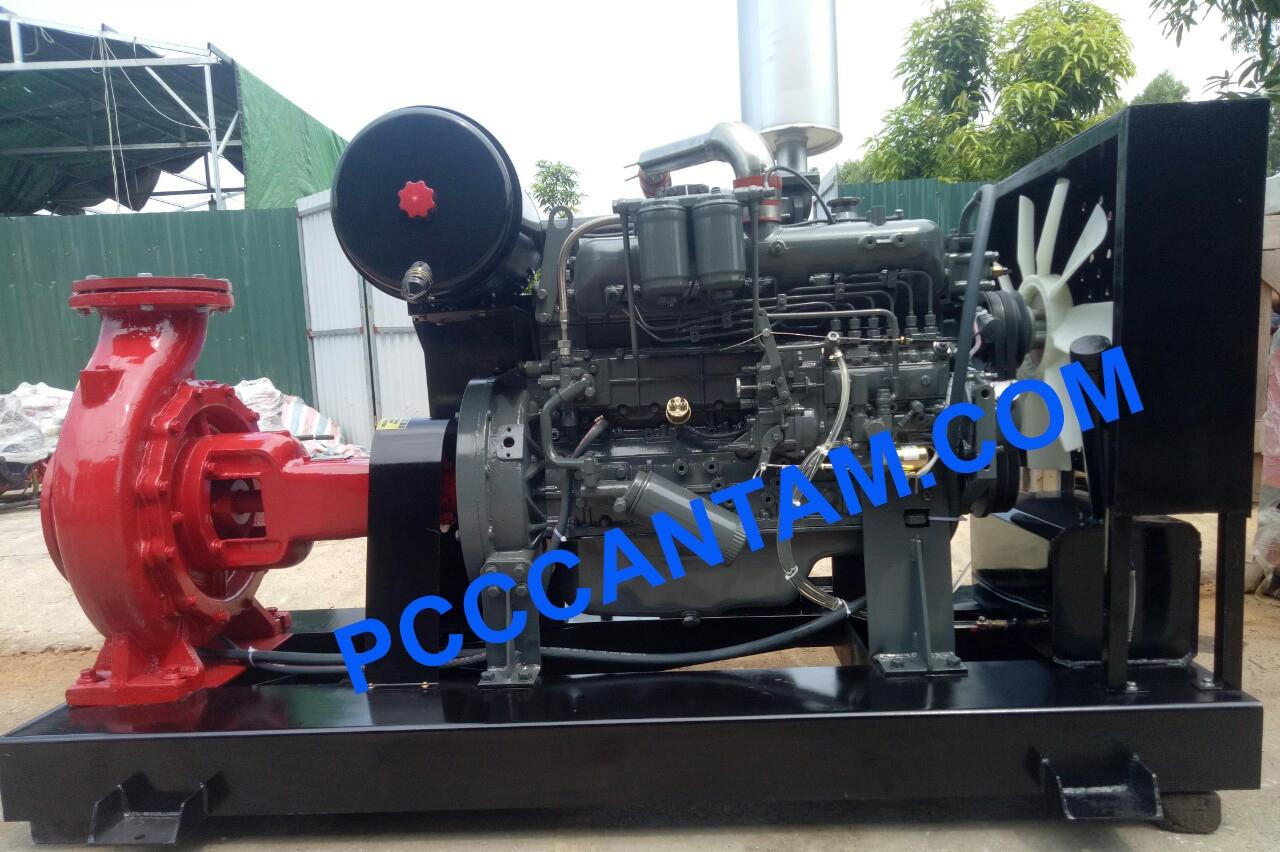 Máy bơm Diesel Himawari 110kw