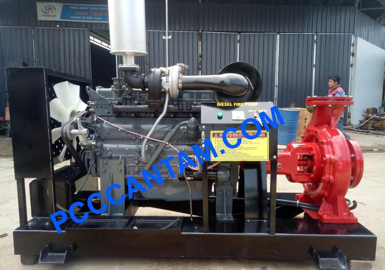 Máy bơm Diesel Himawari 45kw